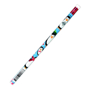 Pacon JRM2138B Pencils Christmas Asst.