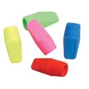 Houghton Mifflin Harcourt JRM826 Cap Eraser Bright Colors 144/Pk