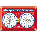 Kagan Publishing KA-MSM Multiplication Spinners