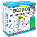 Carson Dellosa KE-840008 Big Box Of Sentence Building Game Age 5+