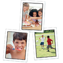Carson Dellosa KE-845009 Photographic Learning Cards Talk About A Childs Day