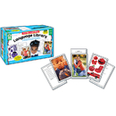 Carson Dellosa KE-845036 Early Learning Language Library Cards