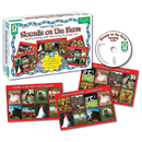 Carson Dellosa KE-846007 Listening Lotto Sounds On The Farm Game