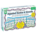 Carson Dellosa KE-846033 Listening Lotto Alphabet Names & Sounds