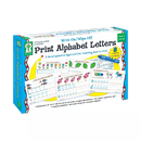 Carson Dellosa KE-846035 Write On/Wipe Off Print Alphabet Letters