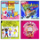 Kimbo Educational KIM04CD Movement And Exercise Cd Collection
