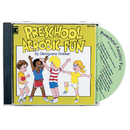 Kimbo Educational KIM7052CD Preschool Aerobic Fun Cd Ages 3-6