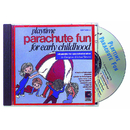 Kimbo Educational KIM7056CD Playtime Parachute Fun Cd Ages 3-8