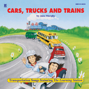 Kimbo Educational KIM9140CD Cars Trucks & Trains Cd