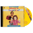 Kimbo Educational KIM9142CD Where Is Thumbkin Cd