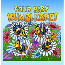 Kimbo Educational KIM9161CD Four Baby Bumblebees Cd