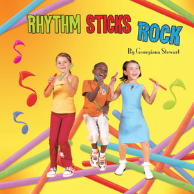Kimbo Educational KIM9185CD Rhythm Sticks Rock Cd, Price/EA