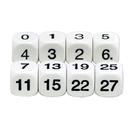 Koplow Games KOP01616 Math Numbers Dice