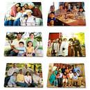 Melissa & Doug LCI1249 Realistic Multigenerational Multicultural Family Puzzle Set