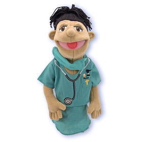 Melissa & Doug LCI2550 Surgeon Puppet, Price/EA