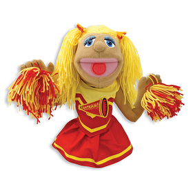 Melissa & Doug LCI2554 Cheerleader Puppet, Price/EA