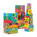 Melissa & Doug LCI2782 Alphabet Nesting & Stacking Blocks