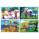 Melissa & Doug LCI2792 Seasons Floor Puzzle