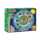 Melissa & Doug LCI2866 Children Of The World Floor Puzzle