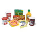 Melissa & Doug LCI4076 Fridge Food Set