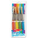Melissa & Doug LCI4117 Large Paint Brushes Set Of 4