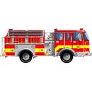 Melissa & Doug LCI436 Floor Puzzle Giant Fire Truck