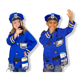 Melissa & Doug LCI4835 Police Officer Costume Set, Price/EA