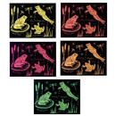 Melissa & Doug LCI8012 S Art Paper Fluorescent 50 Sheets