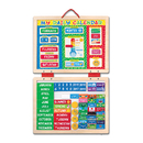 Melissa & Doug LCI9253 My First Daily Magnetic Calendar