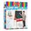 Melissa & Doug LCI9336 Deluxe Magnetic Standing Art Easel