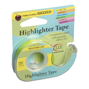 Lee Products LEE13975 Removable Highlighter Tape Yellow