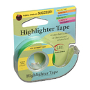 Lee Products LEE13976 Removable Highlighter Tape Green