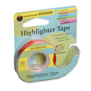 Lee Products LEE13977 Removable Highlighter Tape Orange