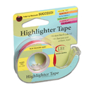 Lee Products LEE13978 Removable Highlighter Tape Pink