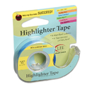 Lee Products LEE13979 Removable Highlighter Tape Blue