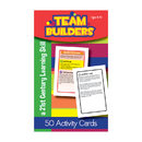 Lorenz / Milliken LEP901107LE Team Builders Flash Cards Gr 3-4