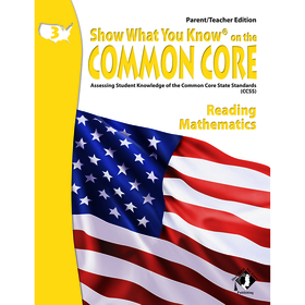 Lorenz / Milliken LEPNA3300 Gr 3 Parent Teacher Edition Reading & Math Show What You Know On The, Price/EA
