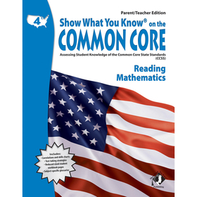 Lorenz / Milliken LEPNA3400 Gr 4 Parent Teacher Edition Reading & Math Show What You Know On The, Price/EA