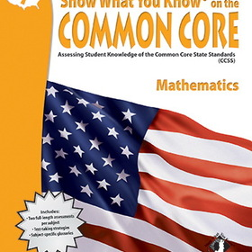 Lorenz / Milliken LEPNA3721 Gr 7 Student Workbook Mathematics Show What You Know On The Common, Price/EA
