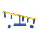 Learning Resources LER0100 Math Balance 8-1/2T 20 10G Weights