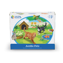 Learning Resources LER0688 Jumbo Pets