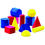 Learning Resources LER0900 Everyday Shapes Activity Set