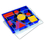 Learning Resources LER1270 Attribute Blocks Set Desk Set