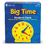 Learning Resources LER2095 Big Time Clock Student 12 Hr 5 Diameter Plastic