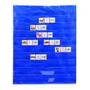 Learning Resources LER2206 Standard Pocket Chart 33.5 X 42