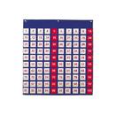 Learning Resources LER2208 Pocket Chart Hundreds 26H X 27-1/2
