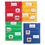 Learning Resources LER2384 Magnetic Pocket Chart Squares
