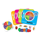 Learning Resources LER2395 Healthy Helpings A Myplate Game