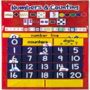 Learning Resources LER2414 Numbers & Counting Pocket Chart