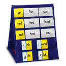 Learning Resources LER2523 Tabletop Pocket Chart Single